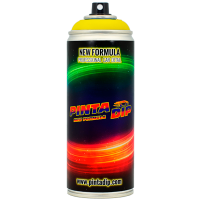Spray Alta Temperatura Amarelo
